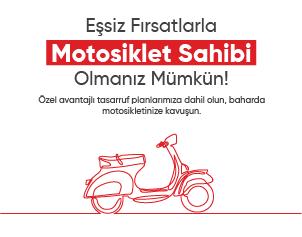 Motosiklet Kampanyası